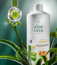 10 years Aloe Vera