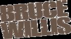 Bruce Willis Logo