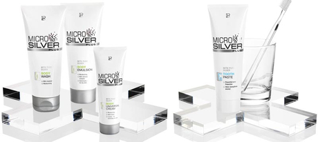 Microsilver Products