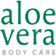 aloe vera body care Logo