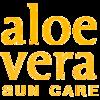 aloe vera sun care Logo