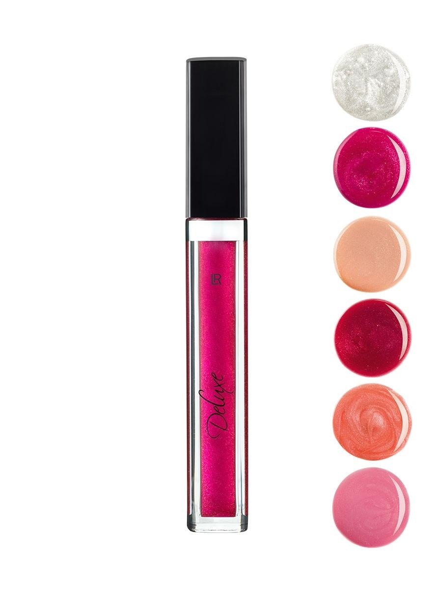 LR colours Glossy Lipstick - Crystal Caramel » LR colours